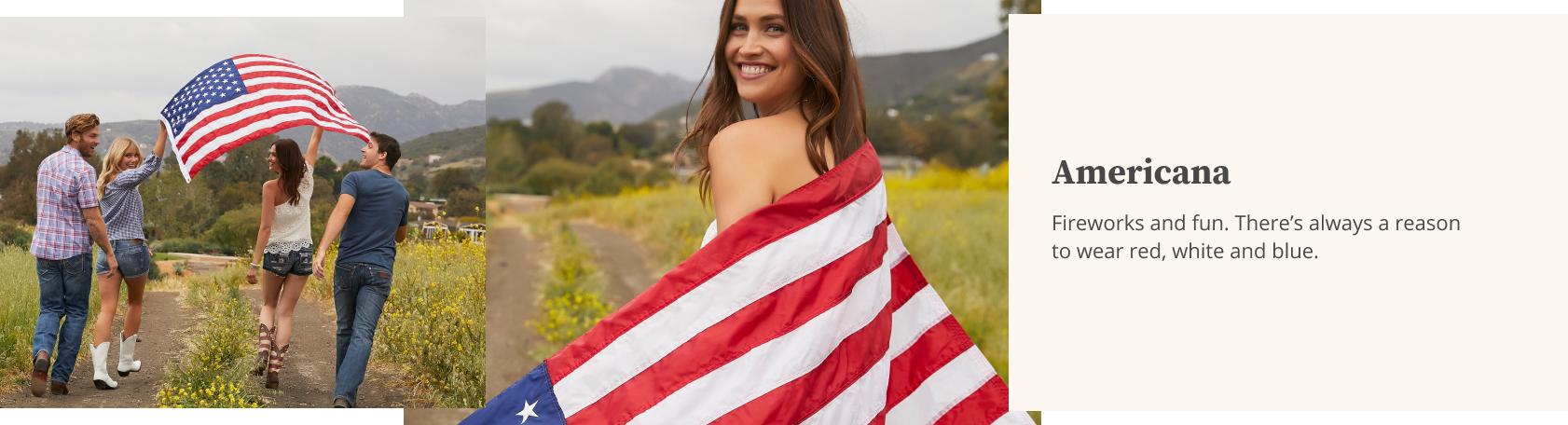 Americana Shop
