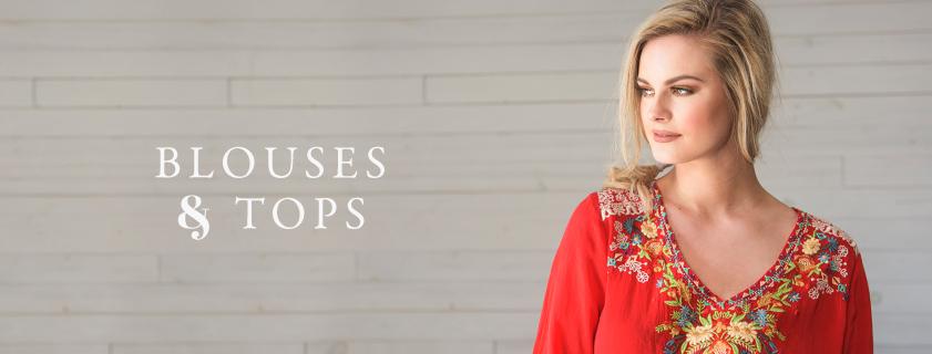 Women's Blouses & Tops