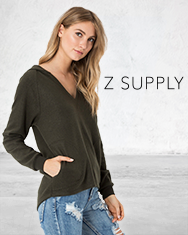 Z Supply Tops