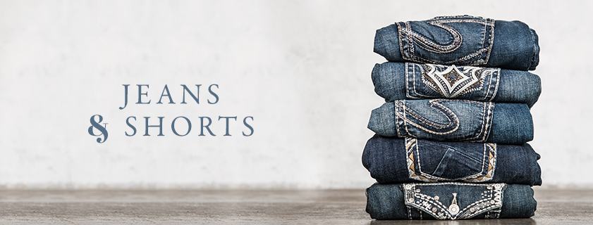 Women's Jeans & Shorts