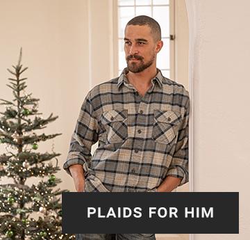 Plaids for Him