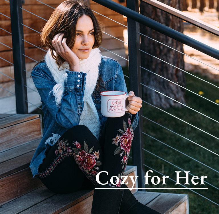 Cozy for Her