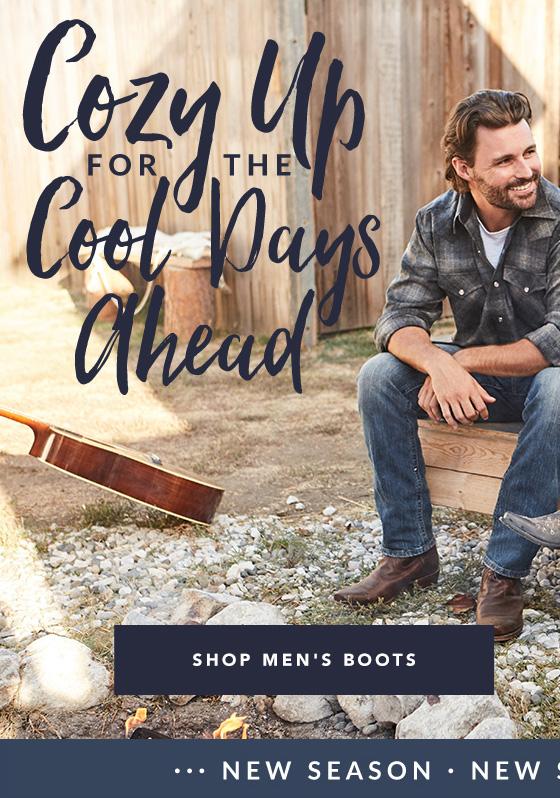 Shop Men's Cowboy Boots