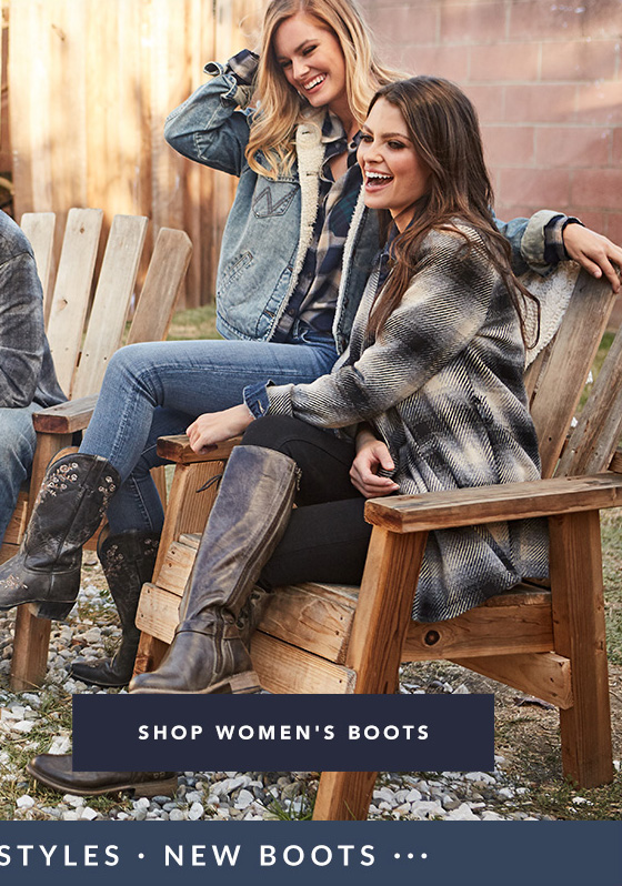 Shop Women's Cowgirl Boots
