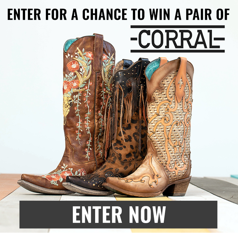 Corral Sweepstakes