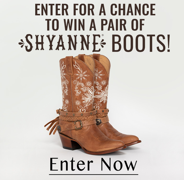 Shyanne Sweepstakes