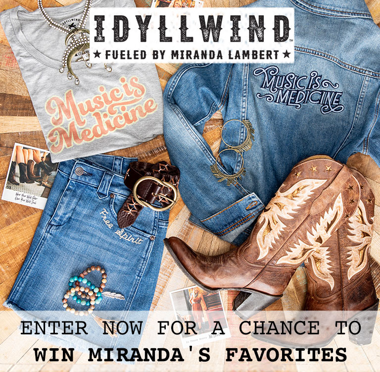 Enter To Win Idyllwind