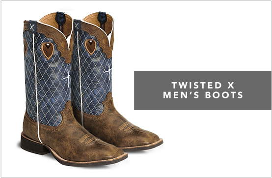 Men's Twisted X Boots