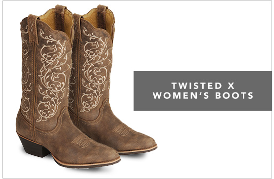 Women's Twisted X Boots