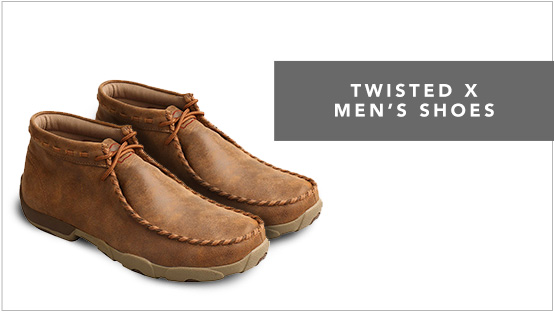 Men's Twisted X Shoes