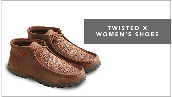 Women's Twisted X Shoes