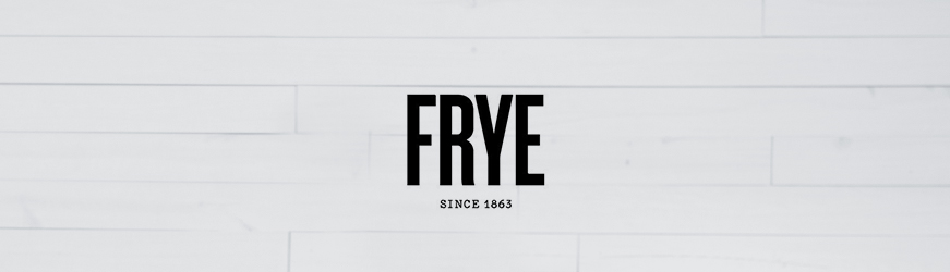 Men's Frye Shoes