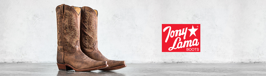 Men's Tony Lama Boots