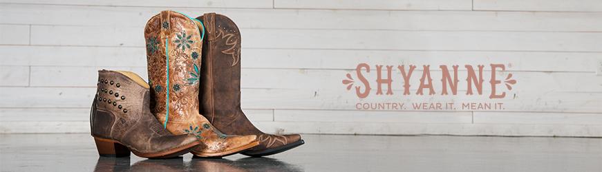 Women's Shyanne Boots