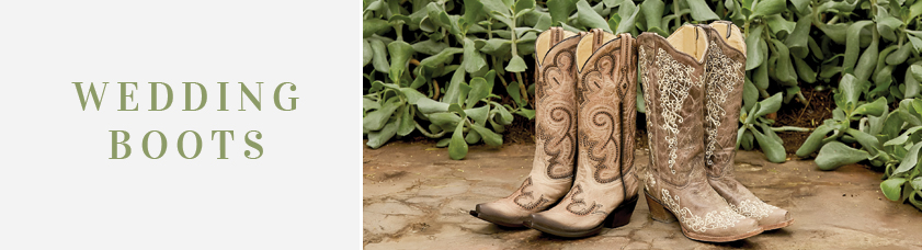 Women's Wedding Boots