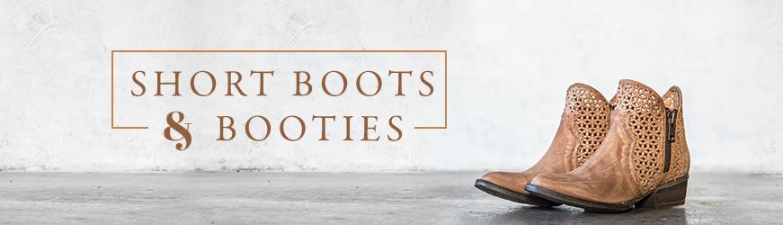 Short Boots & Booties