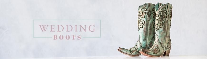 Women's Wedding Boots
